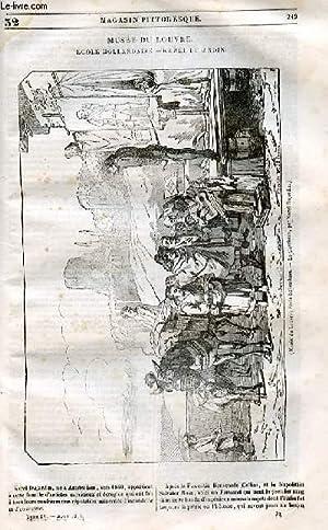 LE MAGASIN PITTORESQUE - Livraison n°032 -: Cazeaux Euryale et