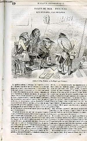 LE MAGASIN PITTORESQUE - Livraison n°019 -: Cazeaux Euryale et