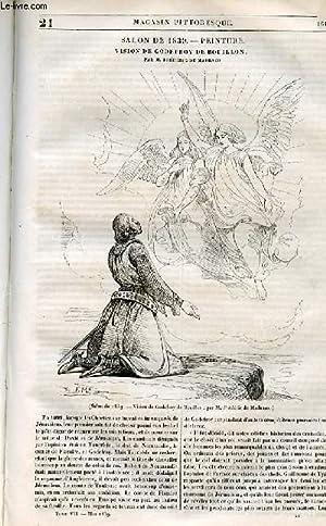 LE MAGASIN PITTORESQUE - Livraison n°021 -: Cazeaux Euryale et