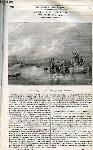 LE MAGASIN PITTORESQUE - Livraison n°029 -: Cazeaux Euryale et