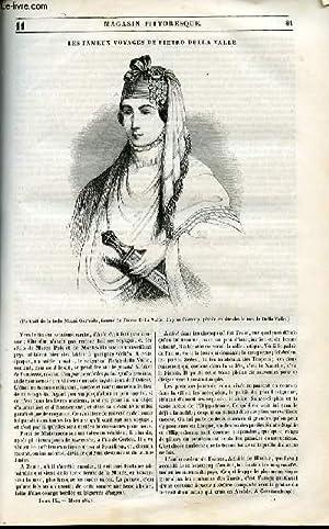LE MAGASIN PITTORESQUE - Livraison n°011 -: Cazeaux Euryale et
