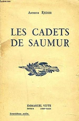 LES CADETS DE SAUMUR: ANTOINE REDIER