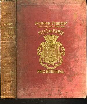 ALBUM DE L'HISTOIRE DE FRANCE adopté par le ministère de l'instruction ...