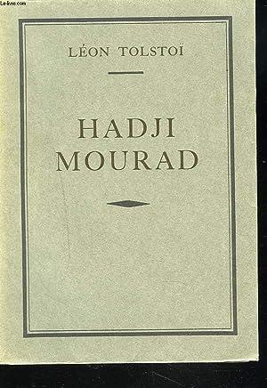 HADJI-MOURAD: LEON TOLSTOÏ