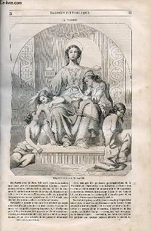 LE MAGASIN PITTORESQUE - Livraison n°005 - La charité.: Cazeaux Euryale et Charton ...