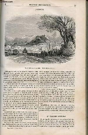 LE MAGASIN PITTORESQUE - Livraison n°005 - Salzbourg.: Cazeaux Euryale et Charton Edouard.