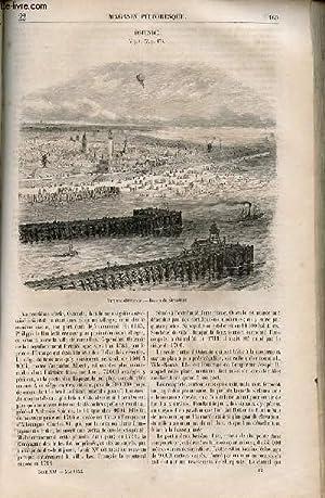 LE MAGASIN PITTORESQUE - Livraison n°022 - Ostende.: Cazeaux Euryale et Charton Edouard.