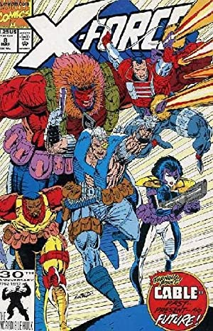 X-FORCE. N°8. TURNING POINT! CABLE PAST PRESENT AND FUTURE: COLLECTIF