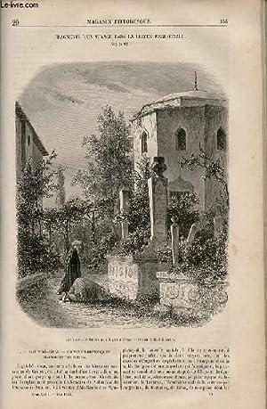 LE MAGASIN PITTORESQUE - Livraison n°020 - Fragments d'un voyage dans la Crimée m&...