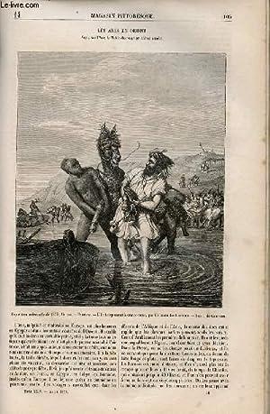 LE MAGASIN PITTORESQUE - Livraison n°014 - Les ânes en orient.: Cazeaux Euryale et ...