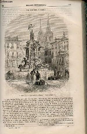 LE MAGASIN PITTORESQUE - Livraison n°020 - Une fontaine de Madrid.: Cazeaux Euryale et Charton ...