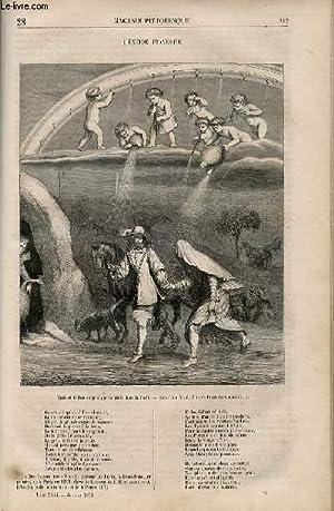 LE MAGASIN PITTORESQUE - Livraison n°028 - L'énéide travestie.: Cazeaux ...