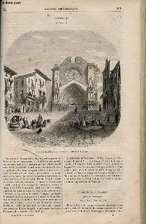 LE MAGASIN PITTORESQUE - Livraison n°035 - Tarragone (Catalogne)).: Cazeaux Euryale et Charton ...
