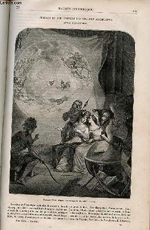 LE MAGASIN PITTORESQUE - Livraison n°021 - Origines du soulèvement des colonies am&...