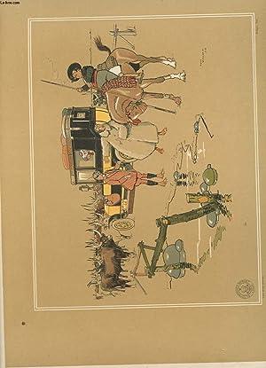 FIGARO ILLUSTRE ANNEE ENTIERE 1907.: COLLECTIF