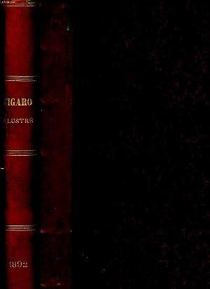 FIGARO ILLUSTRE1892. ANNEE ENTIERE 1892: COLLECTIF