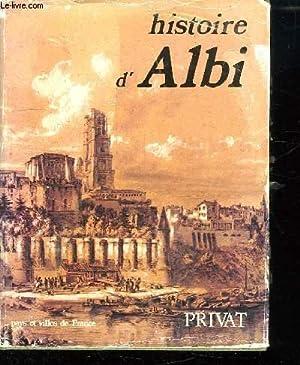 HISTOIRE D ALBI.: BIGET JEAN LOUIS.