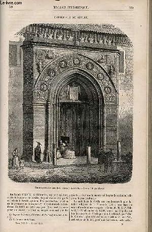 LE MAGASIN PITTORESQUE - Livraison n°030 - Cathédrâle de Séville.: CHARTON ...