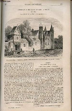 LE MAGASIN PITTORESQUE - Livraison n°024 - L'habitation de David Téniers à Perck (belgique).: ...
