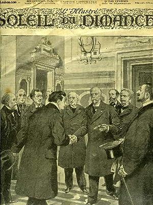 L'ILLUSTRE SOLEIL DU DIMANCHE, 8e ANNEE, N° 44, 3 NOV. 1895: COLLECTIF
