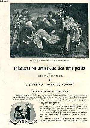 REVUE DE PARIS (EXTRAIT), LA VIE PARISIENNE: COLLECTIF