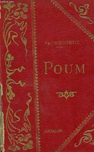 POUM - AVENTURE D'UN PETIT GARCON.: MARGUERITTE PAUL ET VICTOR