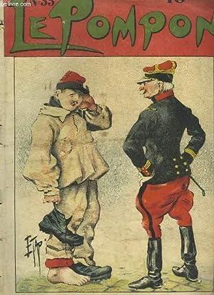 Le Pompon N°33 : Souvenirs de feue l'Inspection Générale, par RIMPLAS .: ...