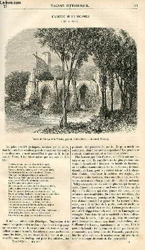 LE MAGASIN PITTORESQUE - Livraison n°021 - L'abbaye de la Victoire près de Senlis.:...