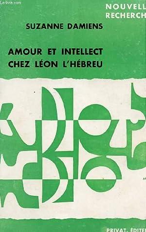 AMOUR ET INTELLECT CHEZ LEON L'HEBREU -: DAMIENS SUZANNE