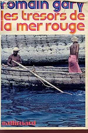 LES TRESORS DE LA MER RUOGE.: GARY ROMAIN