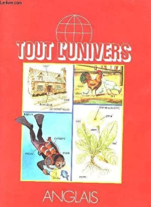 TOUT L'UNIVERS - ANGLAIS - LIVRET D'ACCOMPAGNEMENT.: COLLECTIF