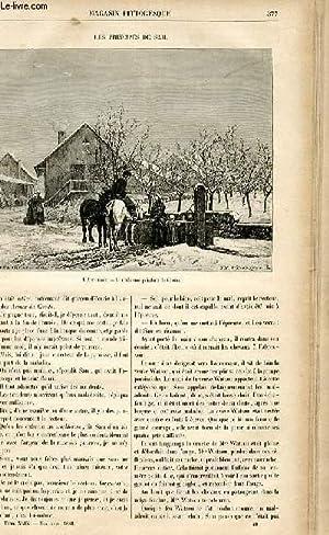 LE MAGASIN PITTORESQUE - Livraison n°48 - Les principes de Sam.: CHARTON EDOUARD.