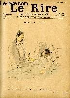 Le rire N°113 - Etrennes utiles.: J.L. FORAIN.