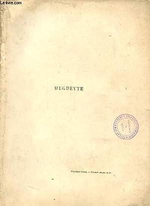 MUGUETTE: LE MARQUIS DE CHERVILLE