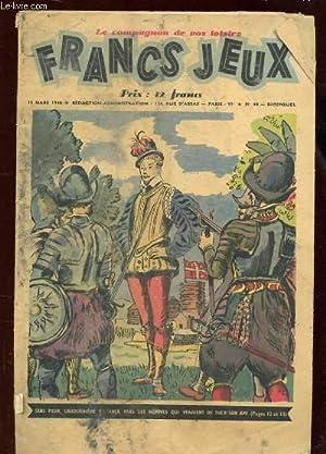 FRANC JEUX, LE COMPAGNON DE VOS LOIRSIRS N°44: COLLECTIF
