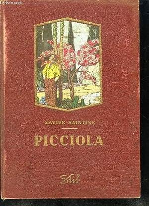 PICCIOLA.: SAINTINE XAVIER.