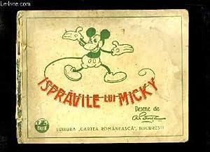 Ispravile lui Micky: PETRESCU A.
