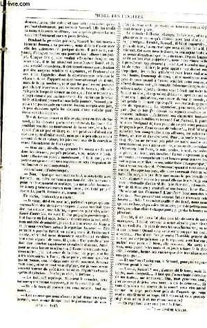 Le musée des familles - lecture du soir - livraison n°19 et 20 - Joanna de Lewardeen, ...