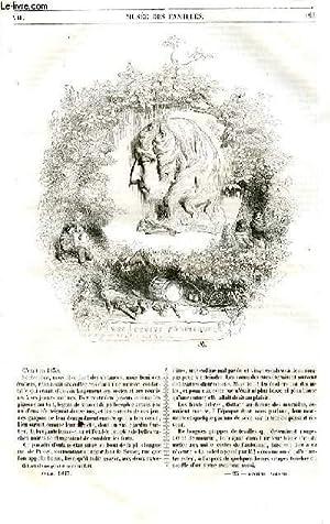 Le musée des familles - lecture du soir - livraison n°25 et 26 - Les petits politques par Valmore.:...