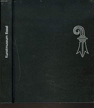 150 TABLEAUX XIIe-XXe SIECLE. MUSEE DES BEAUX-ARTS DE BÂLE.: Pr Dr GEORG SCHMIDT (COMPOSE PAR...