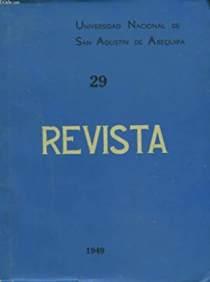 REVISTA 29. REFORMA UNIVERSITARIA por CESAR A.: COLLECTIF