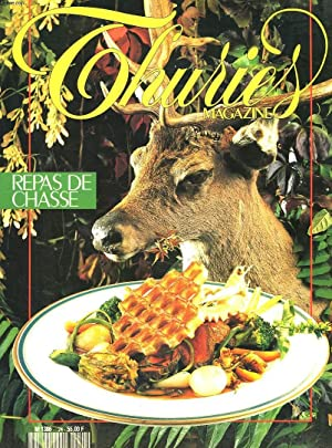 THURIES MAGAZINE N° 24. REPAS DE CHASSE.: YVES THURIES