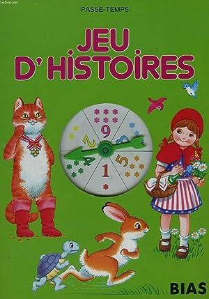 JEU D'HISTOIRES: COLLECTIF