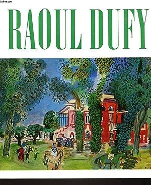 EXPOSITION RAOUL DUFY. 1877-1953. GALERIE DES BEAUX-ARTS,: COLLECTIF