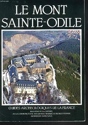 LE MONT SAINTE-ODILE (BAS-RHIN): FRANCOIS PETRY, ROBERT WILL