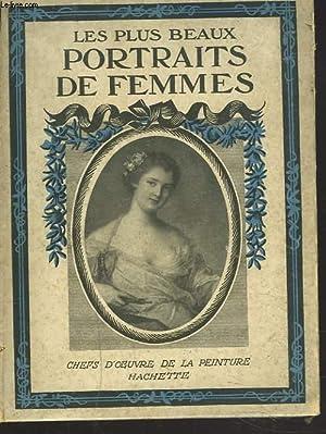 LES PLUS BEAUX PORTRAITS DE FEMMES: COLLECTIF