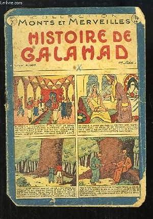 Histoire de Galahad.: BORNERT L.