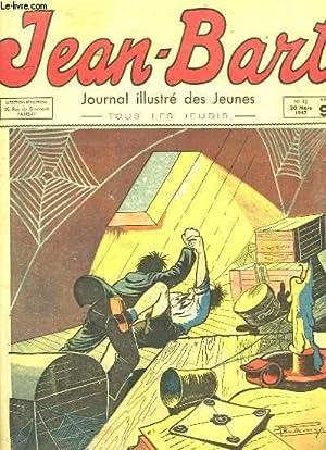 Jean-Bart, journal illustré des Jeunes N°12 : Hallucination collective - La Voyageuse ...