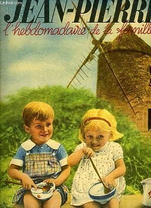 Jean-Pierre, l'hebdomadaire de la famille N°25 - 1ère année : L'â...