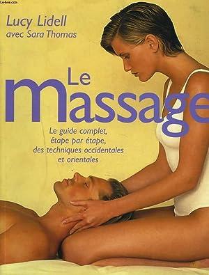 LE MASSAGE.: LUCY LIDELL AVEC SARA THOMAS